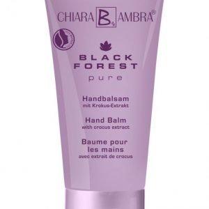 Chiara B. Ambra Bf Pure Hand Balm Musta