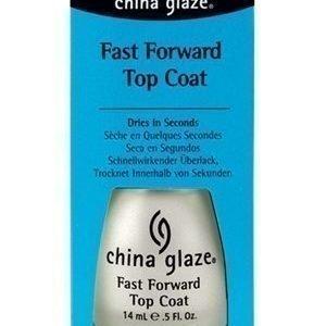 China Glaze Fast Foward Top