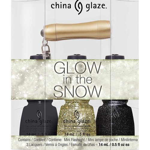 China Glaze Glow in the Snow