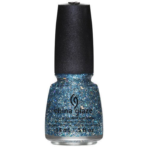 China Glaze Nail Lacquer Bells Will Be Blinging
