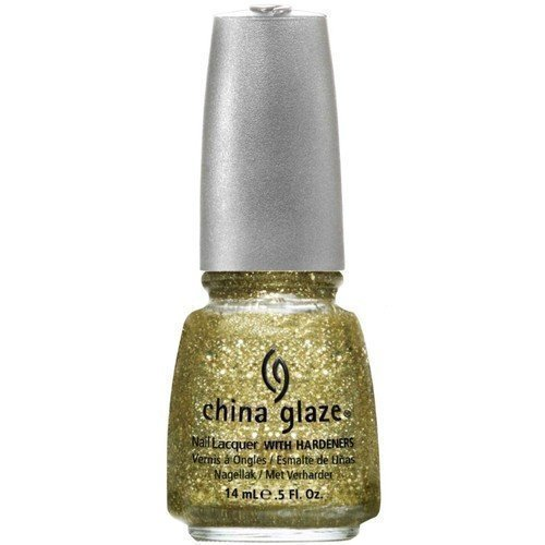 China Glaze Nail Lacquer Blond Bombshell