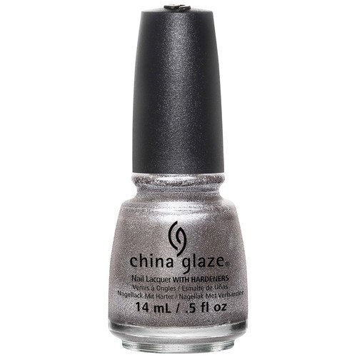 China Glaze Nail Lacquer Check Out The Silver Fox