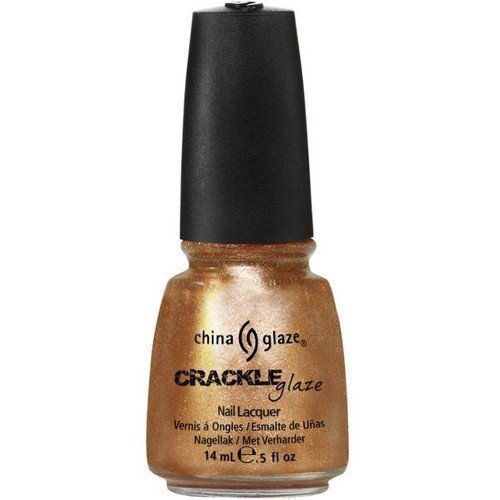 China Glaze Nail Lacquer Cracked Medallion