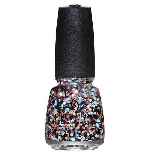 China Glaze Nail Lacquer Don't Be A Flake