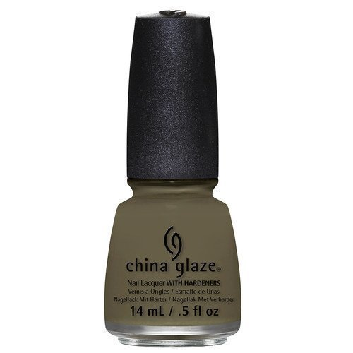 China Glaze Nail Lacquer Don't Get Derailed