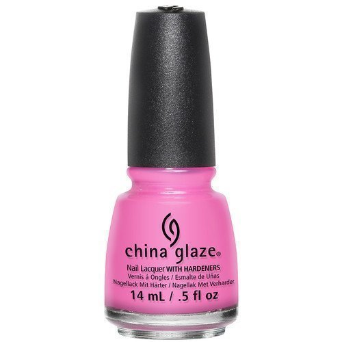 China Glaze Nail Lacquer Don't Mesa With My Heart