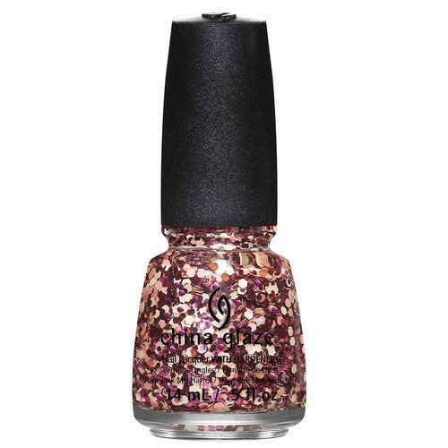 China Glaze Nail Lacquer Glimmer More