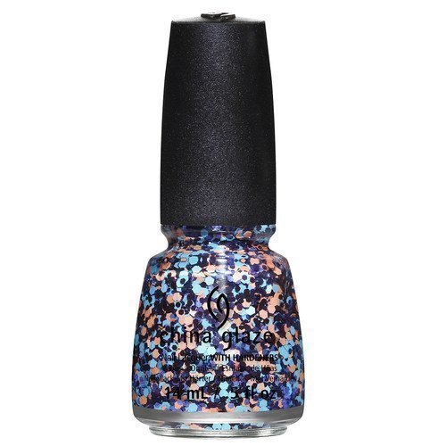 China Glaze Nail Lacquer Glitter Up
