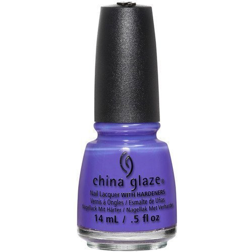 China Glaze Nail Lacquer I Got A Blue Attitude