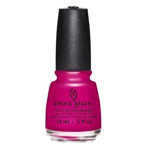 China Glaze Nail Lacquer In the Near Fuschia