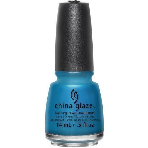 China Glaze Nail Lacquer License & Registration PLS