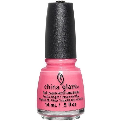 China Glaze Nail Lacquer Lip Smackin' Good