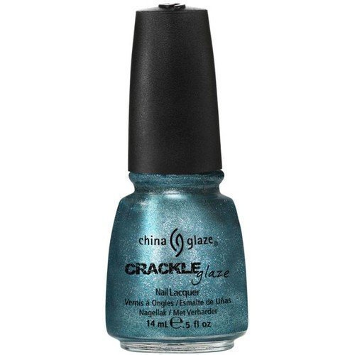 China Glaze Nail Lacquer Oxidized Aqua