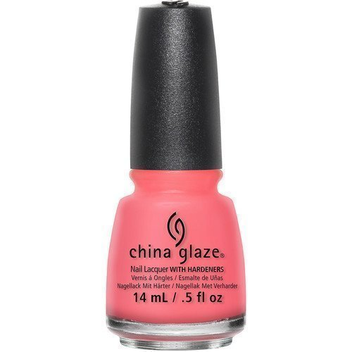 China Glaze Nail Lacquer Pinking Out The Window