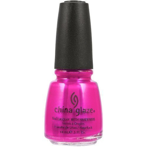 China Glaze Nail Lacquer Purple Panic