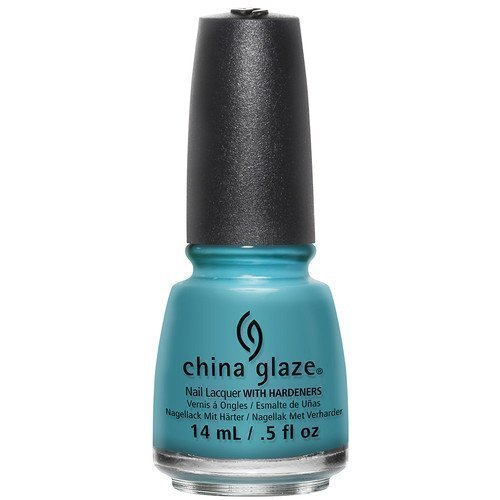China Glaze Nail Lacquer Rain Dance Night Away