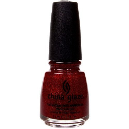 China Glaze Nail Lacquer Ruby Pumps
