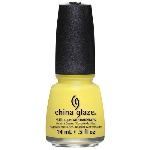 China Glaze Nail Lacquer Sun Upon My Skin