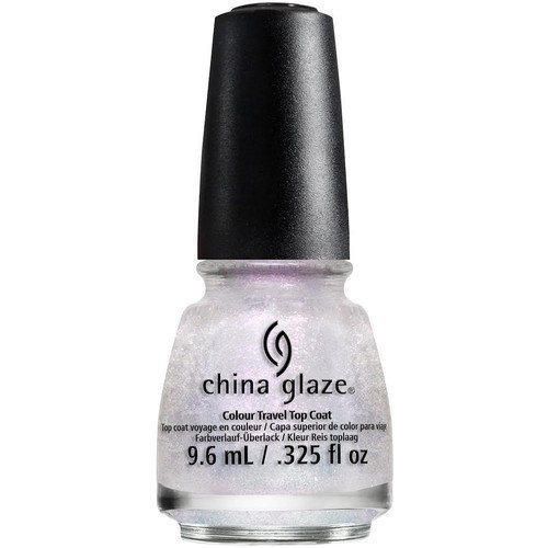 China Glaze Nail Lacquer Top Coat Travel In Colour