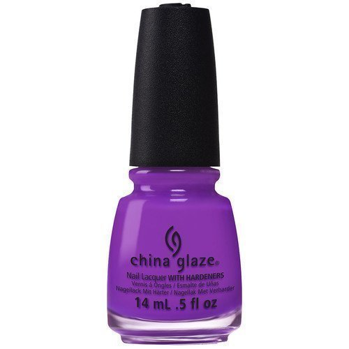 China Glaze Nail Lacquer Violet Vibes