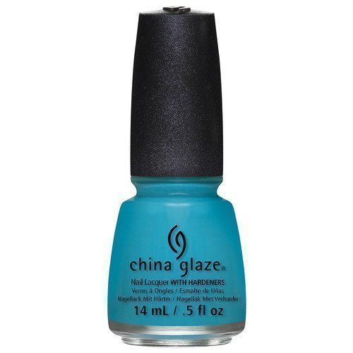 China Glaze Nail Lacquer Wait n' Sea