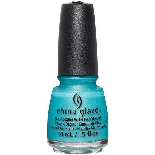China Glaze Nail Lacquer What I Like About Blue