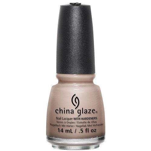China Glaze Nail Lacquer What's She Dune?