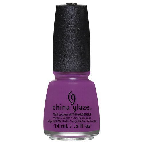 China Glaze Nail Lacquer X-Ta-Sea