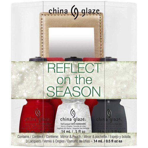 China Glaze Reflect on the Season