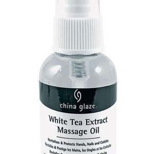 China Glaze White Tea Massage
