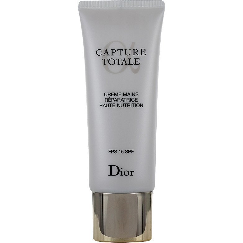 Christian Dior Capture Totale Nurturing Hand Repair Cream SPF15 75ml