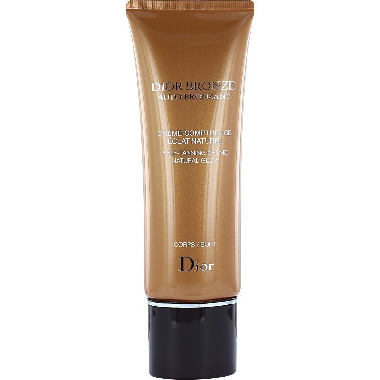 Christian Dior Dior Bronze Self Tanner Natural Glow Body 120ml