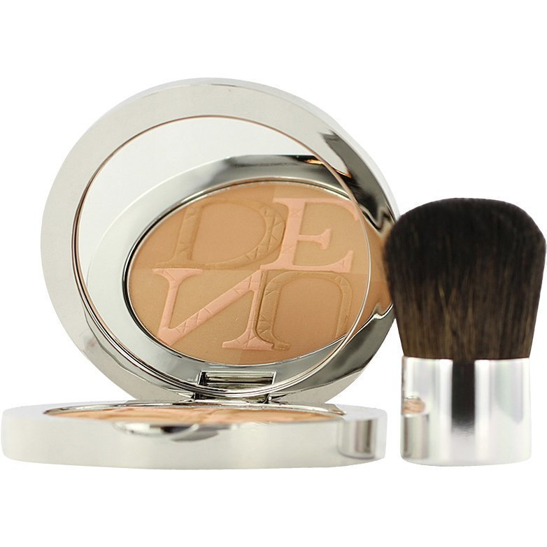 Christian Dior Diorskin Nude Tan Bloom Powder 002 Sunlight 10g