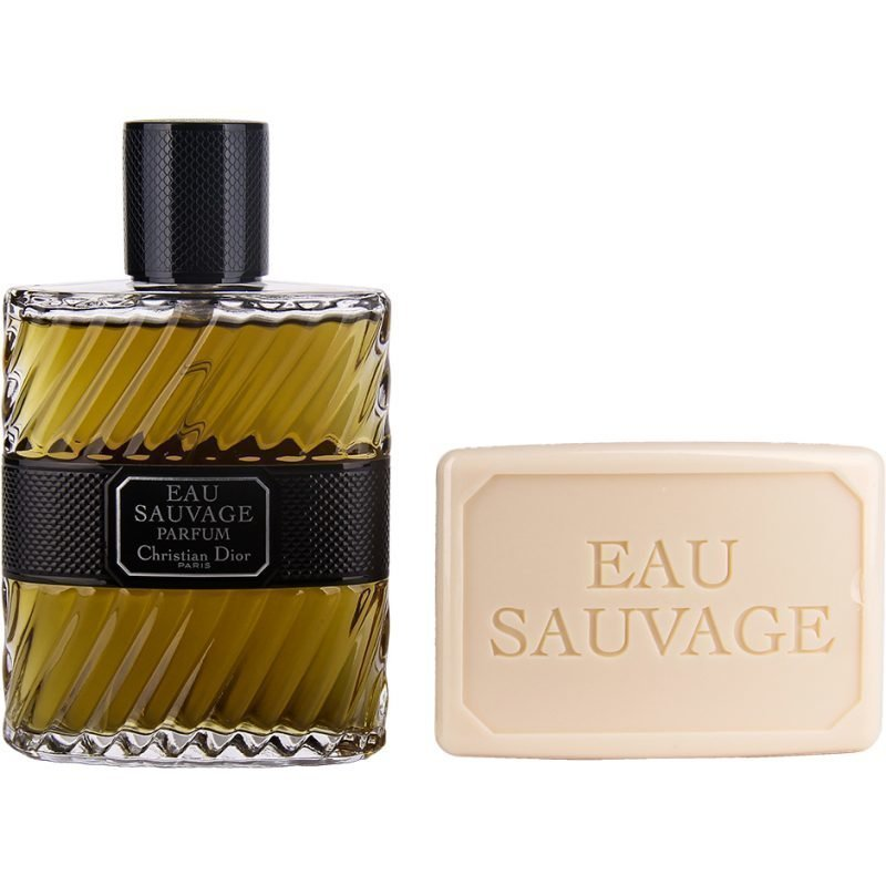 Christian Dior Eau Sauvage Duo EdP 100ml Soap 150g