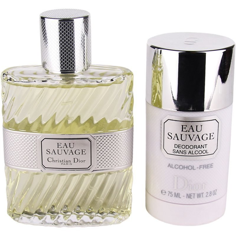 Christian Dior Eau Sauvage Duo EdT 100ml Deostick 75ml