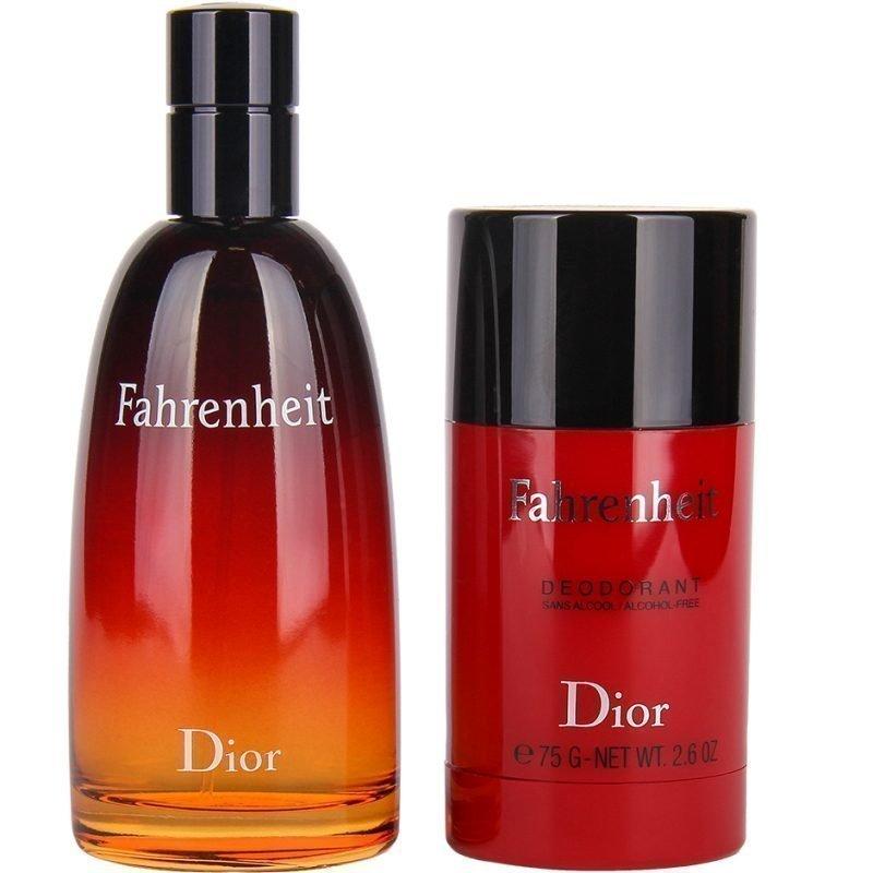 Christian Dior Fahrenheit Duo EdT 100ml Deostick 75ml