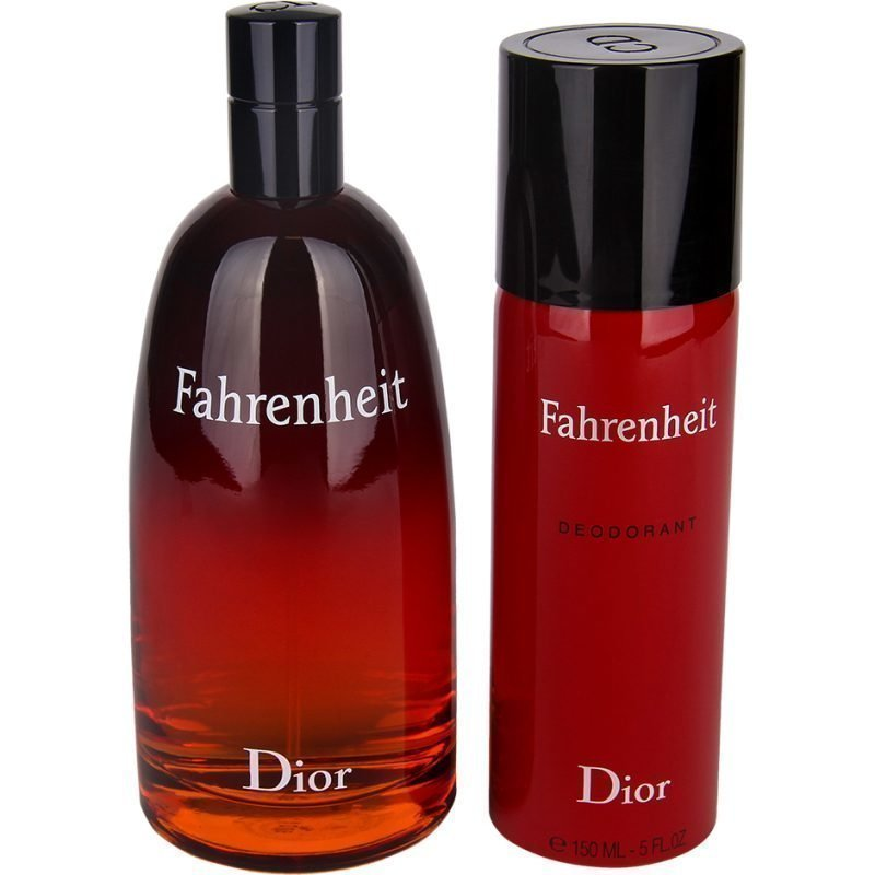 Christian Dior Fahrenheit Duo EdT 200ml Deospray 150ml