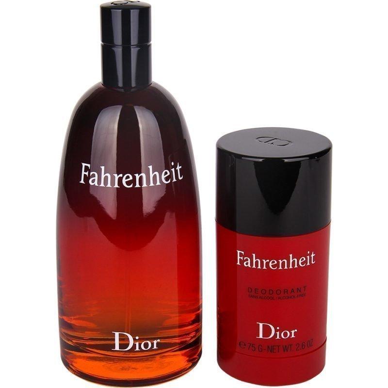 Christian Dior Fahrenheit Duo EdT 200ml Deostick 75ml
