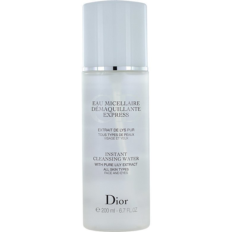 Christian Dior Instant Cleansing Water 200ml