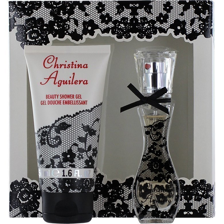 Christina Aguilera Christina Aguilera EdP 15ml Shower Gel 50ml