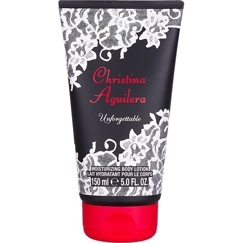 Christina Aguilera Unfogettable Body Lotion Body Lotion 150ml