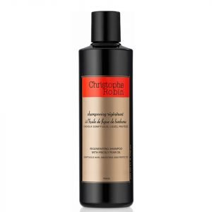 Christophe Robin Regenerating Shampoo With Prickly Pear Oil 250 Ml