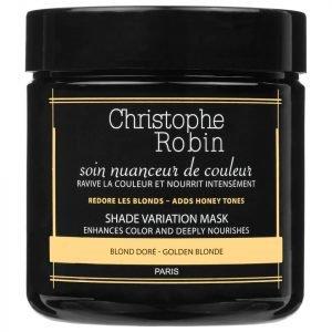 Christophe Robin Shade Variation Care Golden Blond 250 Ml