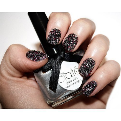 Ciaté Caviar Manicure Stop the Press