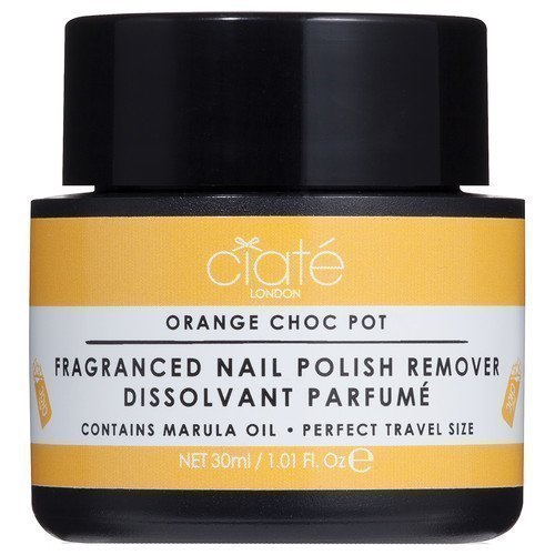 Ciaté Fragranced Nail Polish Dip-In Remover Orange Chocolate