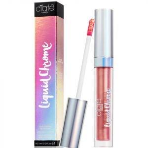 Ciaté London Liquid Chrome Lipstick Luna