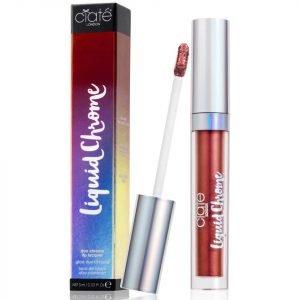 Ciaté London Liquid Chrome Lipstick Venus