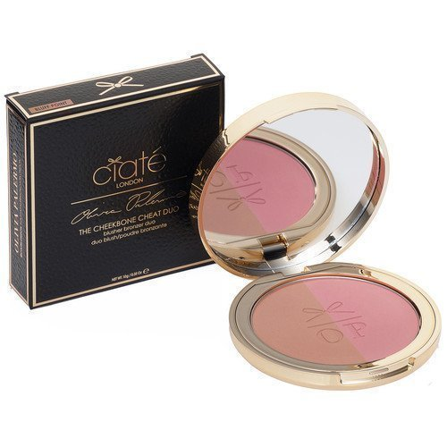 Ciaté Olivia Palermo The Cheekbone Cheat Duo Seaside Park