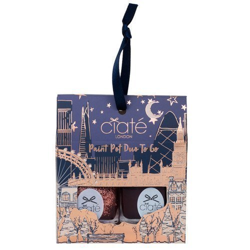 Ciaté Paint Pot Duo to Go Lucky Penny Raincheck