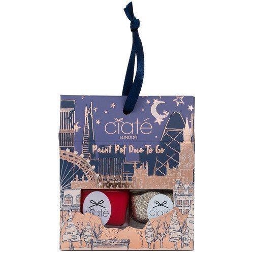 Ciaté Paint Pot Duo to Go Mistress Razzmatazz
